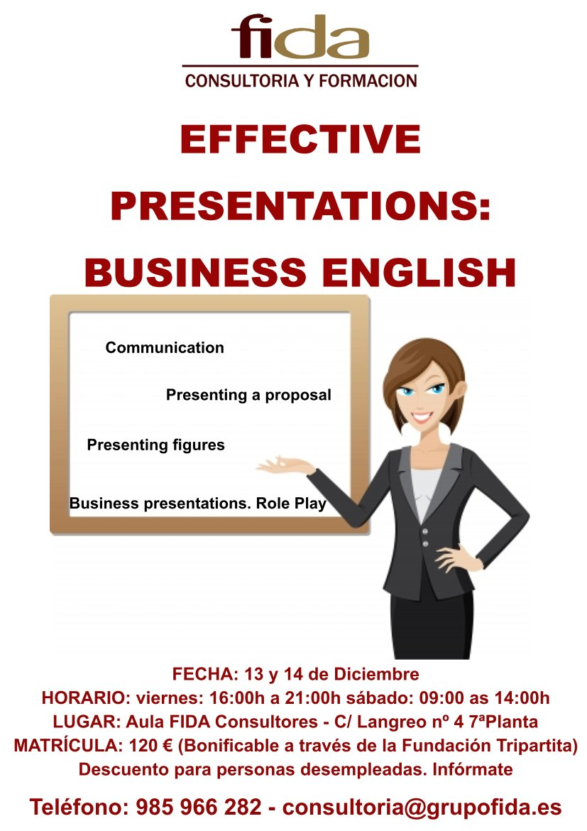 Business English Gijón